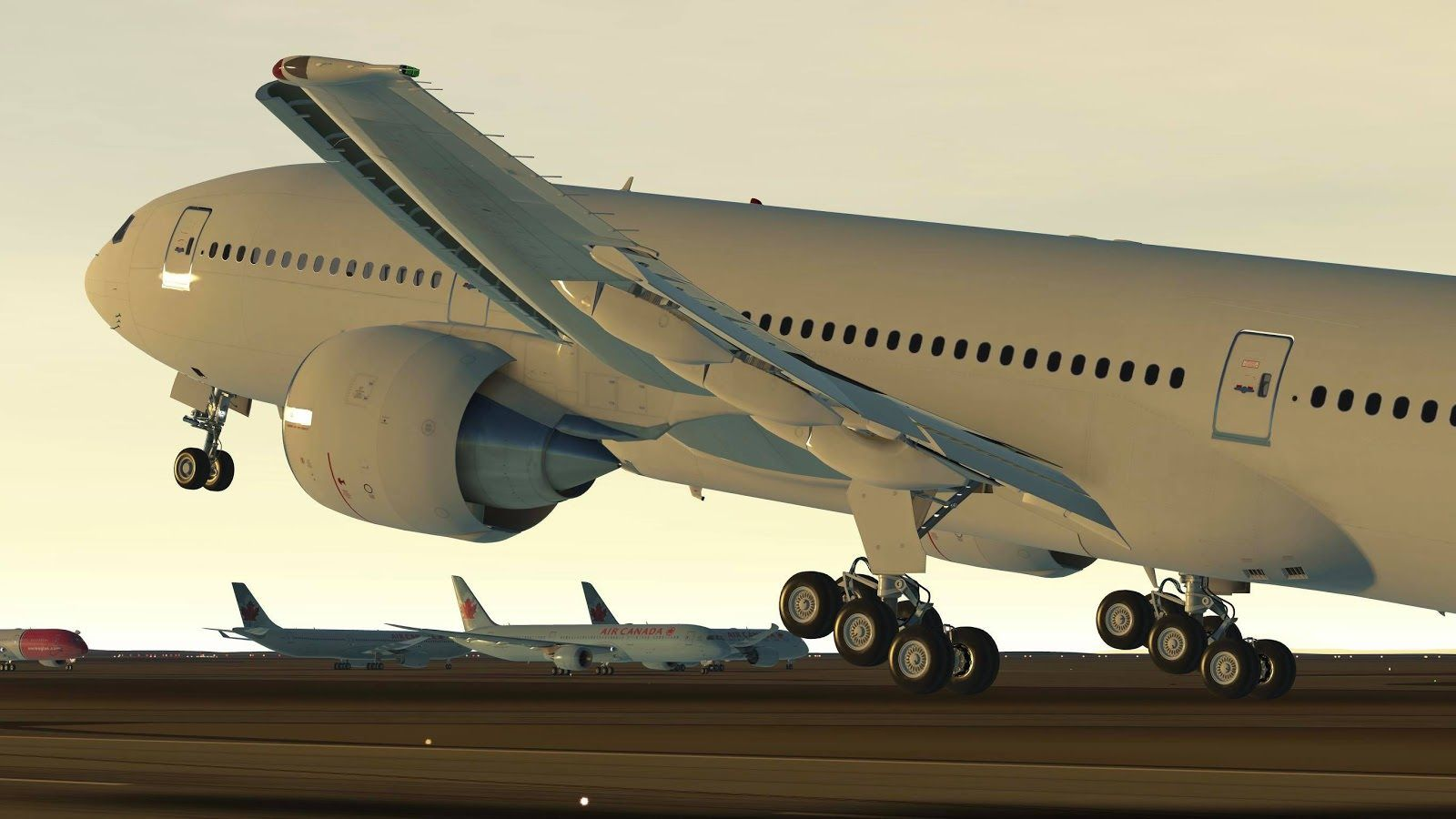 Infinite Flight B777-200
