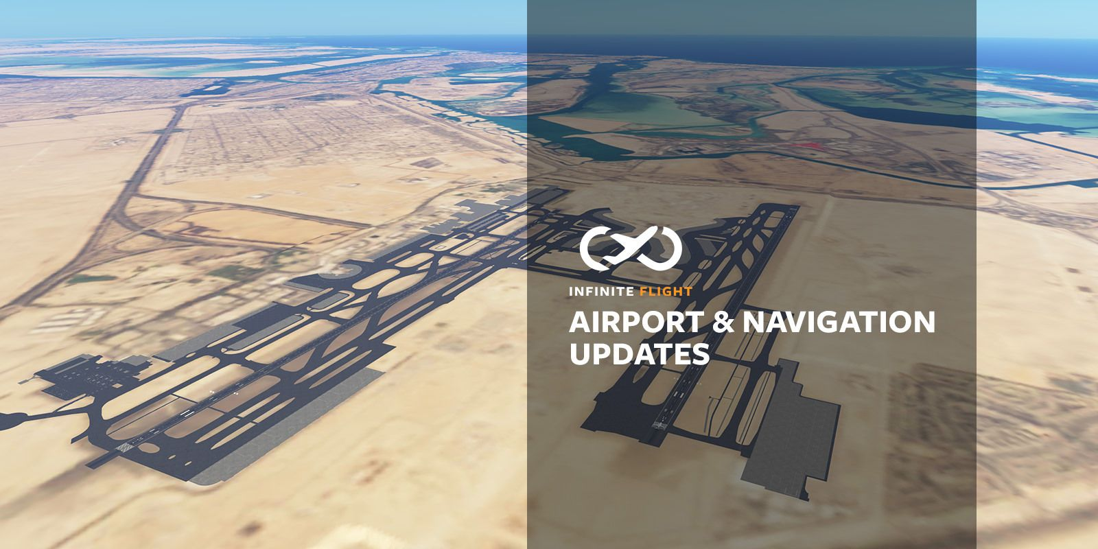 Airport and Navigation Updates - August 2020